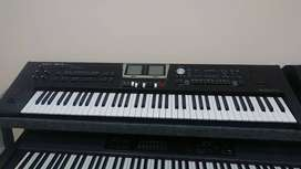 Piano Digital Roland BK 9