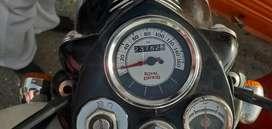 Bullet 350 classic white 1st owner