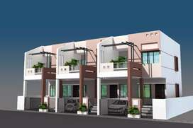 Ready To Stay Row House For Sale..!