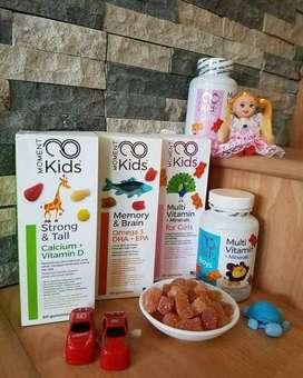 Moment Kids Multivitamin Anak Sehat