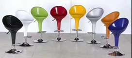 Barstool available in different colours and varients