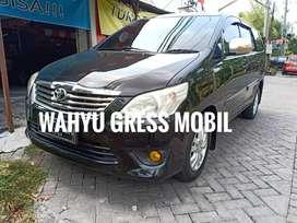 INNOVA G diesel 2012 metik,ready & terawat ( wahyu )