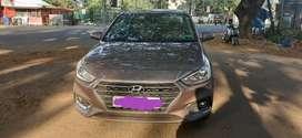 Hyundai Verna CRDi 1.6 SX Option, 2017, Diesel
