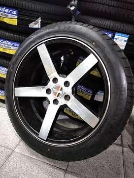 velg mobil paket velg + ban Ring 18x8/9 hsr wheels ne3 velg mercy,hrv