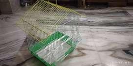 Superfine bird cage