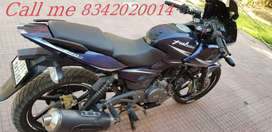 I want to good condition new bike