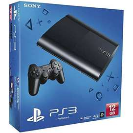 Ps3 12Gb Brand New Box Pack.