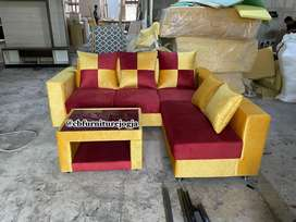 Sofa settamu model L putus
