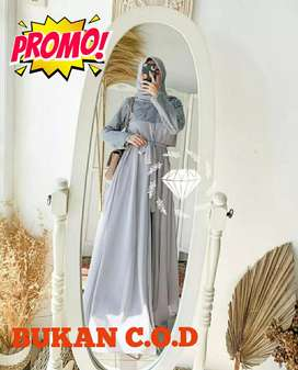Maxi wanita muslim terbaru terlaris