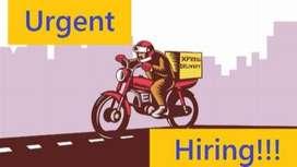 Delivery executive job full bangalore