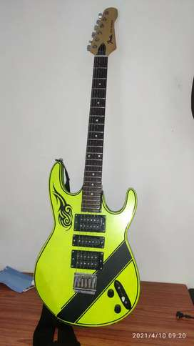 5 pickup electric guitar (fandar)