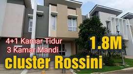 cluster Rossini symphonia 1.8M 4Kamar Tdr