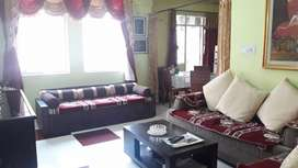 3 bhk flat for sale with parking at rail vihar, newtown