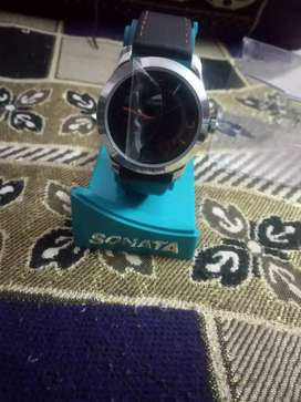 Sonata NK7924SL04 Men Analog Watch
