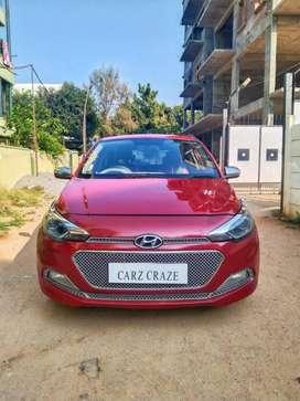 Hyundai i20 Asta 1.4 CRDI 6 Speed, 2016, Diesel