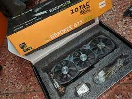 Gtx 970 amp extreme triple fan