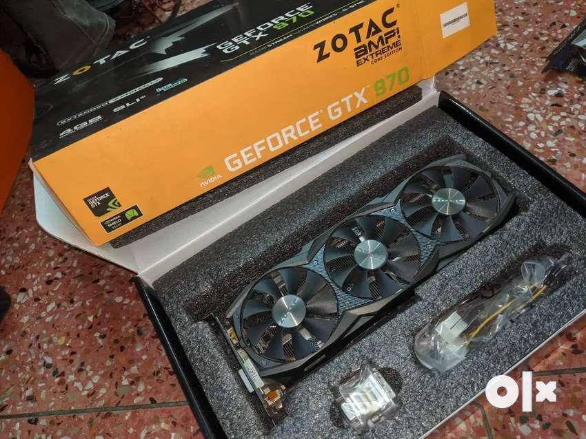 Gtx 970 amp extreme triple fan 0