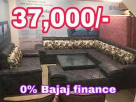 Bajaj 0% interest pr furniture milta hai