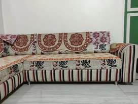 4 Seater & 3 Seater Hand Made Sofa