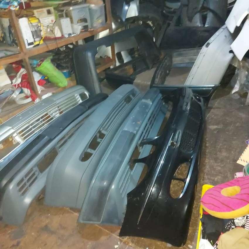 Bumper mercy w210 0
