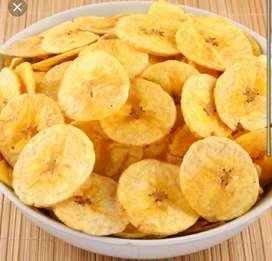 Banana chips maiker for company