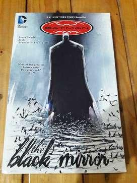Komik DC Batman The Black Mirror