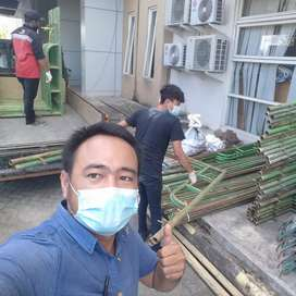 Jual sewa kapolding scaffolding steger andang 158