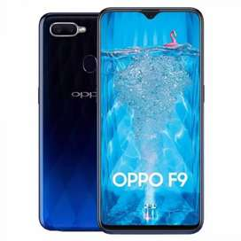 Oppo F9 exchange possible