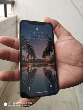 Iphone x 64 gb white colour 7 months old