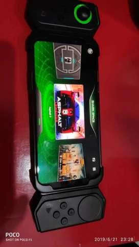 Black Shark 2 phone and og both gamepad Exchange same rang phone