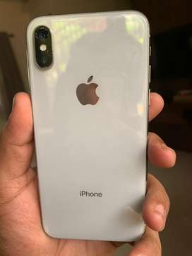 White,256 gb with 2 months warranty left,&2 months insurrance