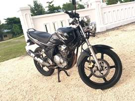 Yamaha Scorpio Z 2010