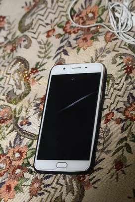 OPPO f1s 3gb 32 gb with box
