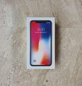 Brand New condition Apple iPhone X, 256Gb inbuilt. Space Grey.