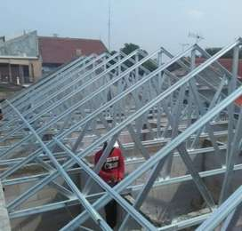 jasa memasang atap baja ringan KAMI MENGUTAMAKAN KEPUASAN ANDA