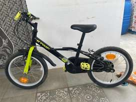 Btwin decathlon kids cycle