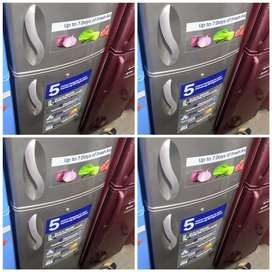 WITH 5 YEAR WARRANTY SECOND HAND USED FRIDGE