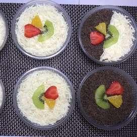 Jual Salad buah enak seger poll