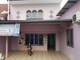 Rumah Sewa Jln Rakyat No 36A (Posisi Pinggir Jalan, Cocok untuk usaha)