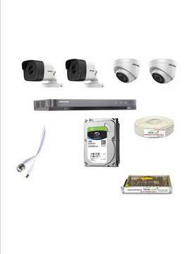 BRANDED CCTV SERVICES WITH INSTALLATION
