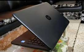 HP LAPTOP Pentium dual core 5gb 500gb best for gaming and editing