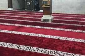 Karpet masjid bulu super lembut pasang Tangerang kota