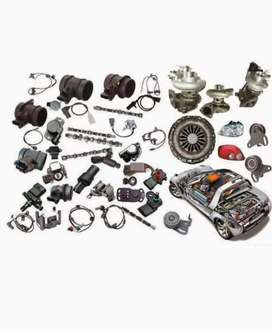 All Car spare parts available