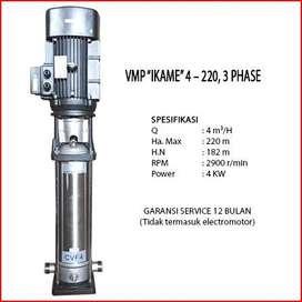 Jual VMP Ikame 4 – 220, 3 Phase