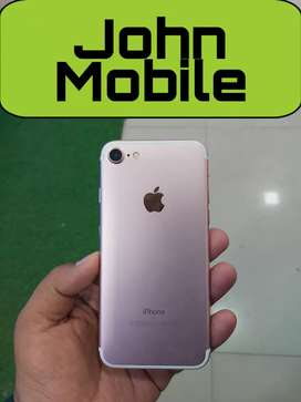 iPhone 7 (32gb) rose gold in new condition