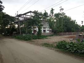 2 Katha Road Side Land Available sale Near Jorhat Engg College