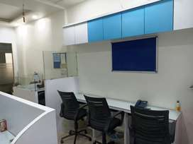 Ready to move Full furnished office