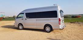 TOYOTA HIACE/ Vigo Xli ON RENT - NEW MODELS with Professional Drivers