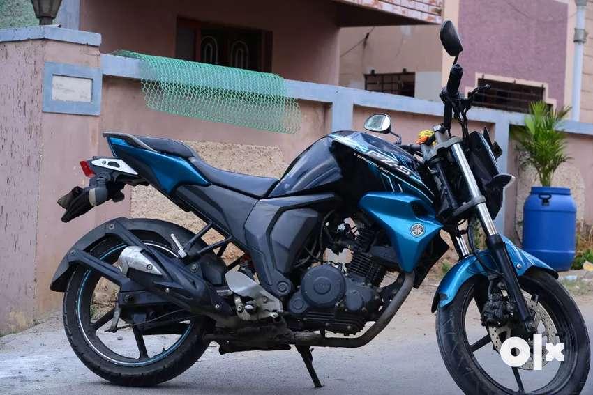 Yamaha Fzs v2.0 0