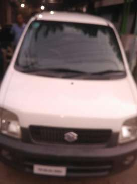 Maruti Suzuki Wagon R LXI, 2003, Petrol